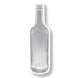 透明瓶の回収