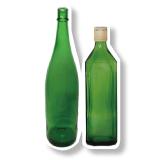 緑色瓶の回収