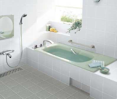 お風呂場のハウスクリーニング