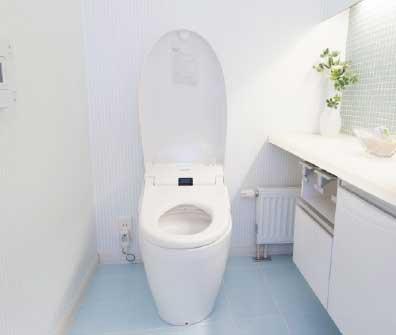 トイレのハウスクリーニング